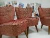 3er Stühle nach Restaurierung
