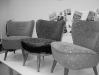 3er Stühle vor Restaurierung