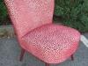 Stühle nach Restaurierung