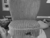 Stühle vor Restaurierung